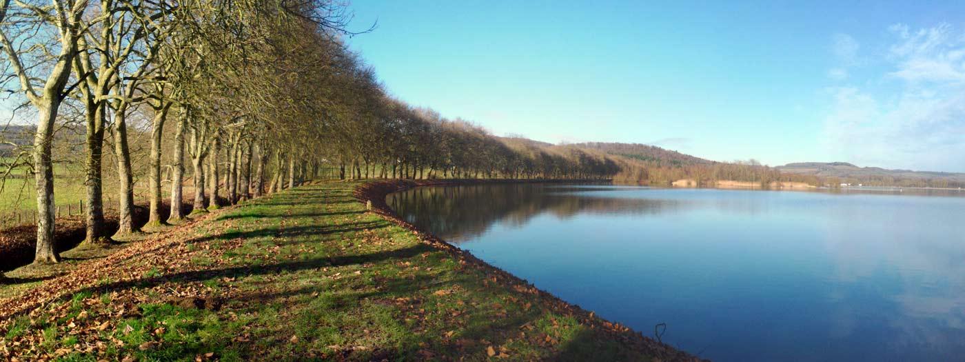 Panthier reservoir
