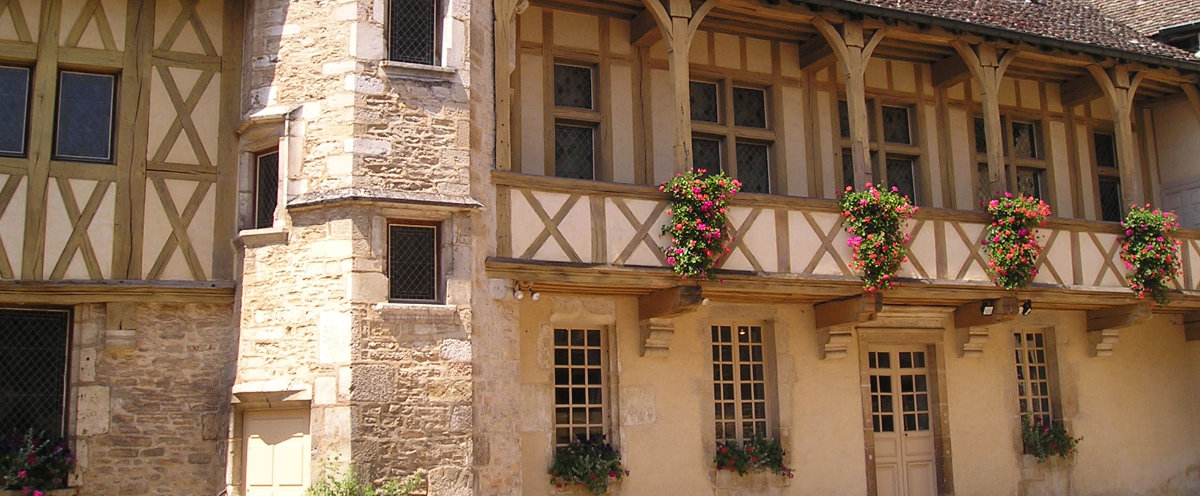 Musee du vin in Beaune