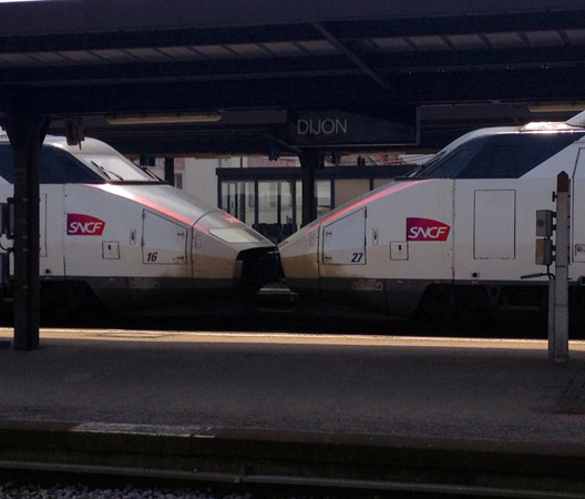 TGV highspeed train