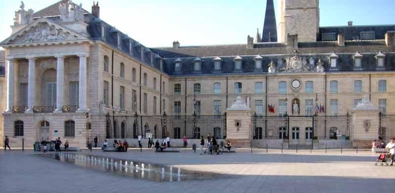 Dijon ducal Palace 1926