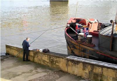 Saone barge