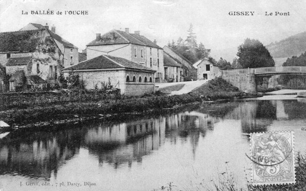 Gissey sur Ouche
